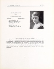 Abbot Academy - Circle Yearbook (Andover, MA) online yearbook collection, 1920 Edition, Page 49