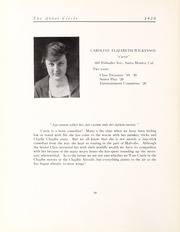 Abbot Academy - Circle Yearbook (Andover, MA) online yearbook collection, 1920 Edition, Page 54