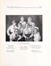 Abbot Academy - Circle Yearbook (Andover, MA) online yearbook collection, 1920 Edition, Page 85