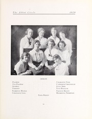 Abbot Academy - Circle Yearbook (Andover, MA) online yearbook collection, 1920 Edition, Page 87