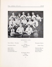 Abbot Academy - Circle Yearbook (Andover, MA) online yearbook collection, 1920 Edition, Page 91