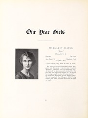 Abbot Academy - Circle Yearbook (Andover, MA) online yearbook collection, 1921 Edition, Page 34 of 112