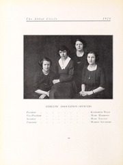 Abbot Academy - Circle Yearbook (Andover, MA) online yearbook collection, 1921 Edition, Page 72