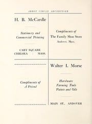 Abbot Academy - Circle Yearbook (Andover, MA) online yearbook collection, 1922 Edition, Page 118