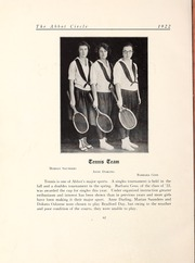 Abbot Academy - Circle Yearbook (Andover, MA) online yearbook collection, 1922 Edition, Page 80 of 128