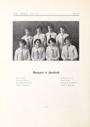 Abbot Academy - Circle Yearbook (Andover, MA) online yearbook collection, 1923 Edition, Page 54
