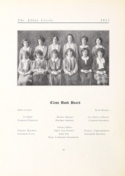 Abbot Academy - Circle Yearbook (Andover, MA) online yearbook collection, 1923 Edition, Page 56