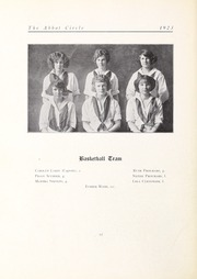 Abbot Academy - Circle Yearbook (Andover, MA) online yearbook collection, 1923 Edition, Page 66