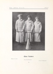 Abbot Academy - Circle Yearbook (Andover, MA) online yearbook collection, 1923 Edition, Page 68