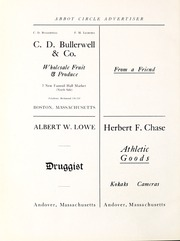Abbot Academy - Circle Yearbook (Andover, MA) online yearbook collection, 1924 Edition, Page 134