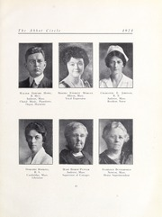 Abbot Academy - Circle Yearbook (Andover, MA) online yearbook collection, 1924 Edition, Page 17