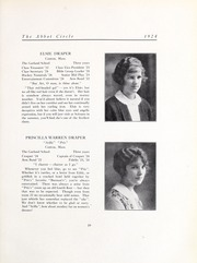 Abbot Academy - Circle Yearbook (Andover, MA) online yearbook collection, 1924 Edition, Page 27