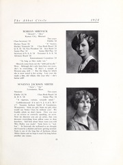 Abbot Academy - Circle Yearbook (Andover, MA) online yearbook collection, 1924 Edition, Page 39