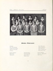 Abbot Academy - Circle Yearbook (Andover, MA) online yearbook collection, 1924 Edition, Page 72 of 142