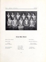Abbot Academy - Circle Yearbook (Andover, MA) online yearbook collection, 1924 Edition, Page 77