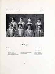 Abbot Academy - Circle Yearbook (Andover, MA) online yearbook collection, 1924 Edition, Page 81