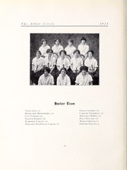 Abbot Academy - Circle Yearbook (Andover, MA) online yearbook collection, 1924 Edition, Page 88
