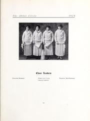 Abbot Academy - Circle Yearbook (Andover, MA) online yearbook collection, 1924 Edition, Page 91