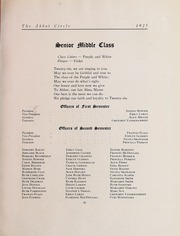 Abbot Academy - Circle Yearbook (Andover, MA) online yearbook collection, 1925 Edition, Page 51