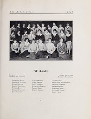 Abbot Academy - Circle Yearbook (Andover, MA) online yearbook collection, 1925 Edition, Page 75