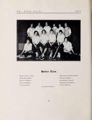 Abbot Academy - Circle Yearbook (Andover, MA) online yearbook collection, 1925 Edition, Page 76