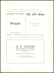 Abbot Academy - Circle Yearbook (Andover, MA) online yearbook collection, 1926 Edition, Page 105 of 126