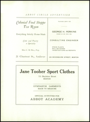 Abbot Academy - Circle Yearbook (Andover, MA) online yearbook collection, 1926 Edition, Page 110