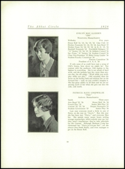 Abbot Academy - Circle Yearbook (Andover, MA) online yearbook collection, 1926 Edition, Page 26