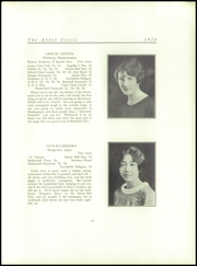Abbot Academy - Circle Yearbook (Andover, MA) online yearbook collection, 1926 Edition, Page 27 of 126