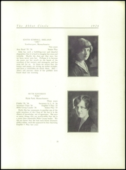 Abbot Academy - Circle Yearbook (Andover, MA) online yearbook collection, 1926 Edition, Page 29