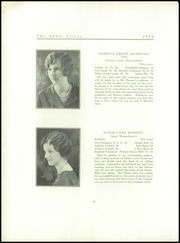 Abbot Academy - Circle Yearbook (Andover, MA) online yearbook collection, 1926 Edition, Page 32