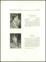 Abbot Academy - Circle Yearbook (Andover, MA) online yearbook collection, 1926 Edition, Page 38