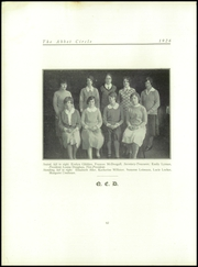 Abbot Academy - Circle Yearbook (Andover, MA) online yearbook collection, 1926 Edition, Page 76