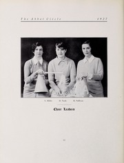 Abbot Academy - Circle Yearbook (Andover, MA) online yearbook collection, 1927 Edition, Page 82