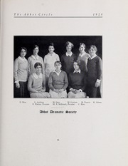 Abbot Academy - Circle Yearbook (Andover, MA) online yearbook collection, 1928 Edition, Page 101 of 136