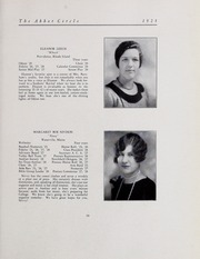 Abbot Academy - Circle Yearbook (Andover, MA) online yearbook collection, 1928 Edition, Page 25