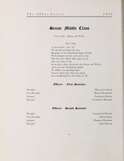 Abbot Academy - Circle Yearbook (Andover, MA) online yearbook collection, 1928 Edition, Page 60