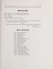 Abbot Academy - Circle Yearbook (Andover, MA) online yearbook collection, 1928 Edition, Page 65 of 136