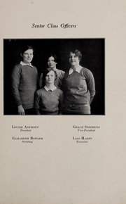 Abbot Academy - Circle Yearbook (Andover, MA) online yearbook collection, 1929 Edition, Page 15 of 156