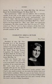 Abbot Academy - Circle Yearbook (Andover, MA) online yearbook collection, 1929 Edition, Page 19