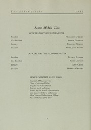Abbot Academy - Circle Yearbook (Andover, MA) online yearbook collection, 1930 Edition, Page 68