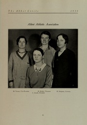 Abbot Academy - Circle Yearbook (Andover, MA) online yearbook collection, 1930 Edition, Page 73