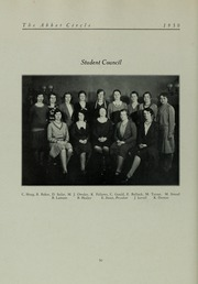 Abbot Academy - Circle Yearbook (Andover, MA) online yearbook collection, 1930 Edition, Page 84