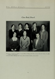 Abbot Academy - Circle Yearbook (Andover, MA) online yearbook collection, 1930 Edition, Page 86