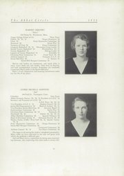 Abbot Academy - Circle Yearbook (Andover, MA) online yearbook collection, 1931 Edition, Page 27