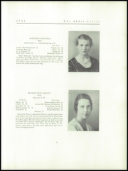 Abbot Academy - Circle Yearbook (Andover, MA) online yearbook collection, 1932 Edition, Page 25