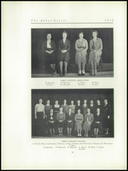 Abbot Academy - Circle Yearbook (Andover, MA) online yearbook collection, 1932 Edition, Page 66