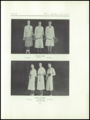 Abbot Academy - Circle Yearbook (Andover, MA) online yearbook collection, 1932 Edition, Page 69