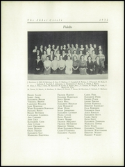 Abbot Academy - Circle Yearbook (Andover, MA) online yearbook collection, 1932 Edition, Page 74