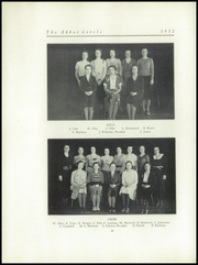 Abbot Academy - Circle Yearbook (Andover, MA) online yearbook collection, 1932 Edition, Page 84
